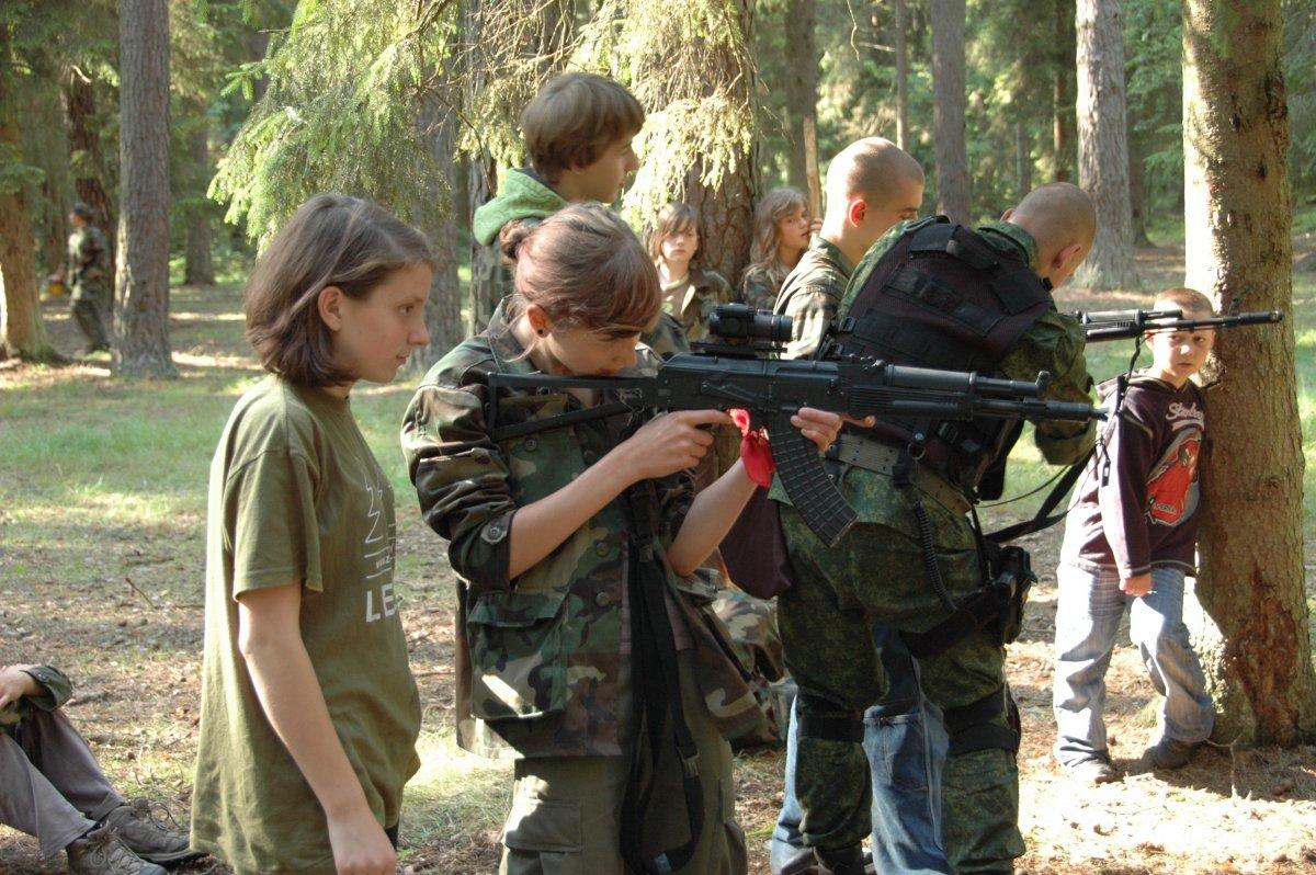 Strzelanie z ASG