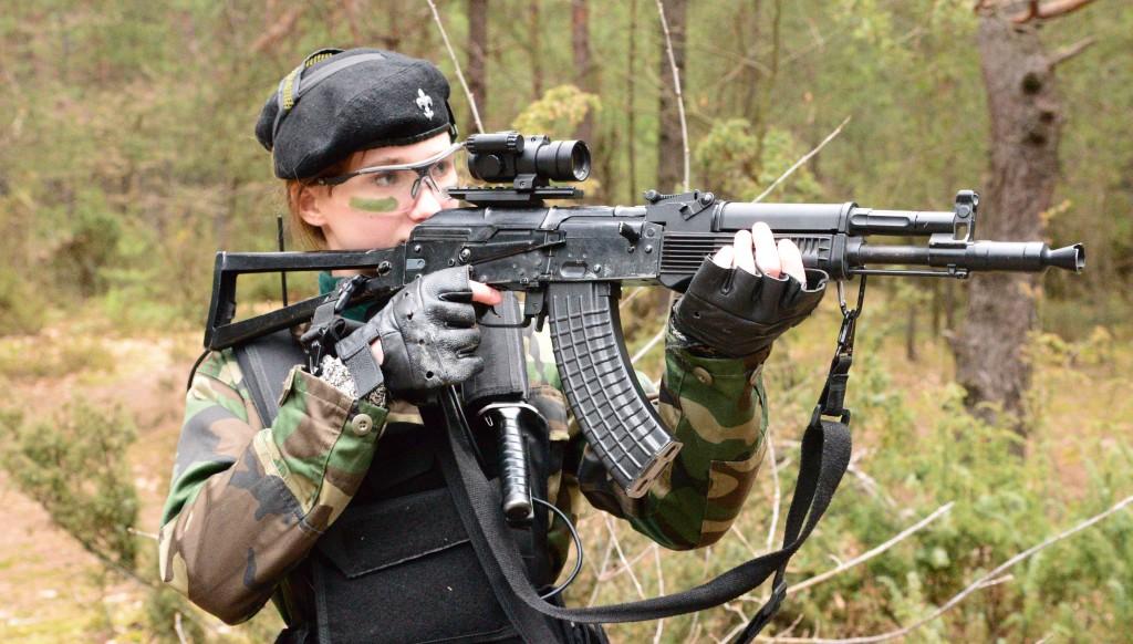 Obóz militarny ASG 2014